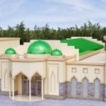 Colleyville Masjid Expansion Ground Breaking Ceremony